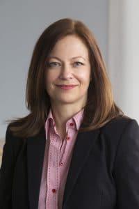 Erika Waldemarsson, biträdande kassaföreståndare Lärarnas a-kassa