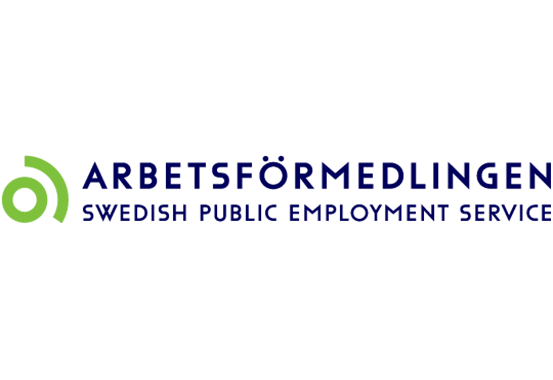 Arbetsförmedlingens logotyp