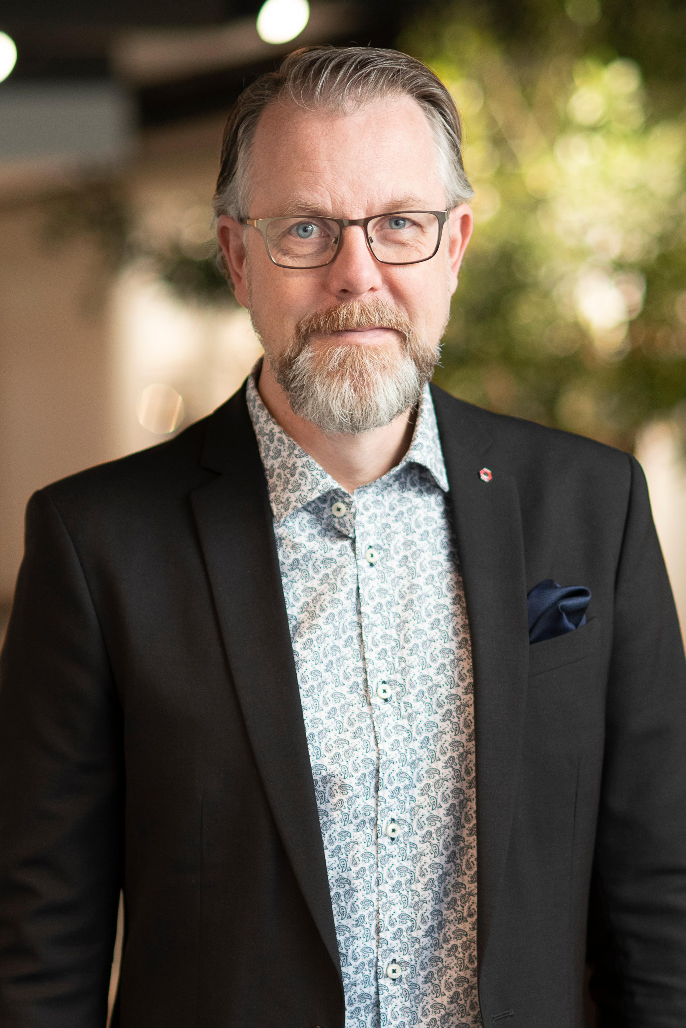 Robert Fahlgren styrelseordförande Lärarnas a-kassa
